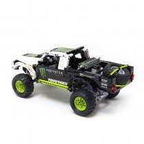 MOC-4874 Monster Energy Recoil Baja Truck