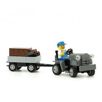 MOC-10031 Aircraft Tow Tractor