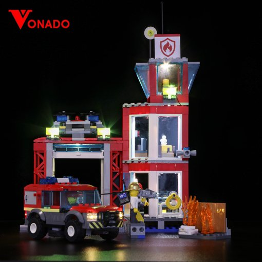 City Downtown Fire Brigade #60216