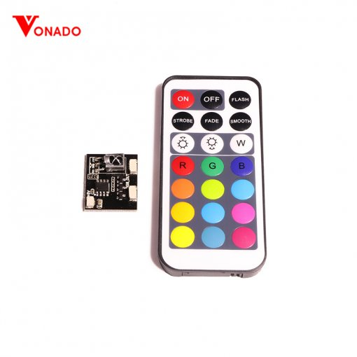 RGB IR Board and Remote Control