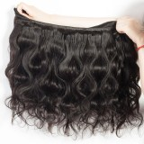 3pc Bundle Deals  100% Virgin Human Hair Natural Color