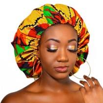 Double Layer Bonnet for Black women