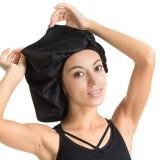 Glitter Bonnet for Black Women