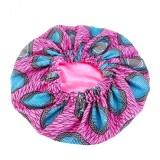 Flower Bonnet Double Layer