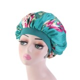Flower Bonnet for Black Women