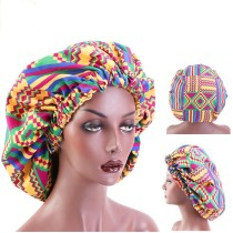 Flower Bonnet Double Layer