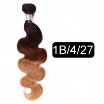 3T Color Bundle 1B/4/7 1B/4/30 1B/4/99J Real Human Hair Brazilian Straight Body Wave  Big Stock Now