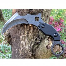 Fixed Blade Tactical Knives 9. 8 Inch Karambit Claw Knife
