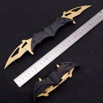 Batman Dark Knight Bat Folding Karambit Knives