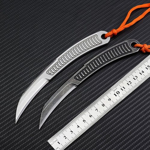 Fixed Blade Knife Tactical Knife D2 Blade
