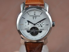 ヴァシュロンコンスタンタンVacheron Constantin Malte SS/LE White Asian Automatic自動巻き