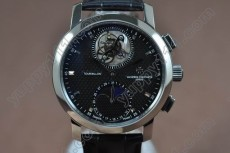 ヴァシュロンコンスタンタンVacheron Constantin Patrimony Tourbillon Asian Manual Handwindトゥールビヨン