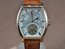 ヴァシュロンコンスタンタンVacheron Constantin Malte RG/LE Silver Asian Flying Tourbillonトゥールビヨン