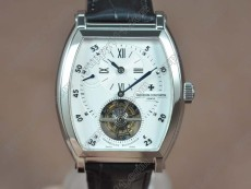 ヴァシュロン・コンスタンタンVacheron Constantin Malte Regulator Tourbillon SS/LE Wht Dial Flying Tourbillonトゥールビヨン