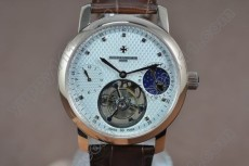 ウァシュロンコンスタンタンVacheron Constantin Tourbillon RG/LE White Flying Tourbillonトゥールビヨン