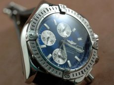 ブライトリングBreitling Chronomat Evolution LE Blue Asia 7750自動巻き