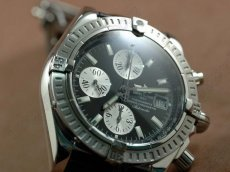 ブライトリングBreitling Chronomat Evolution LE Black Asia 7750自動巻き