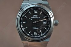 IWC Portuguese Chrono SS/LE Wht/Blue Asia 7750 New Improved 1350自動巻き
