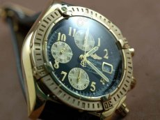ブライトリングBreitling Chronomat Evolution V2 FG Black Asia 7750自動巻き