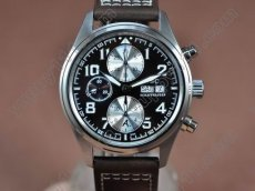 IWC St Exupery Chrono SS/LE Brown Asia 7750自動巻き