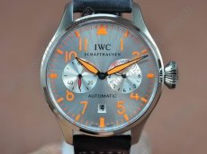 IWC Watches Big Pilot 5002 SS/LE Asia Auto 25J自動巻き