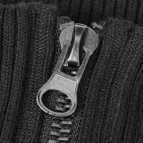 Punk Short Cardigan Sweater women's jacket