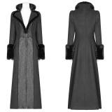 Gothic Gorgeous Long Coat