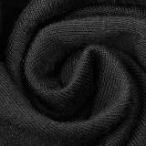 Punk Hollow Knitted women's T-Shirt