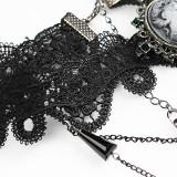 Gothic Cross Women's Necklace
