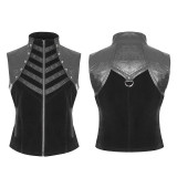 Punk Metal Men's Vest