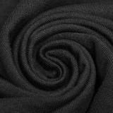 Punk Men's Long Sleeve T-shirt Black