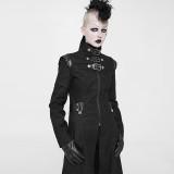 Punk Handsome Military women's Jacket