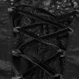Gothic IRIS Lace Women's Shirt