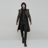 Gothic Uniform Long sleeve Men's Shirt