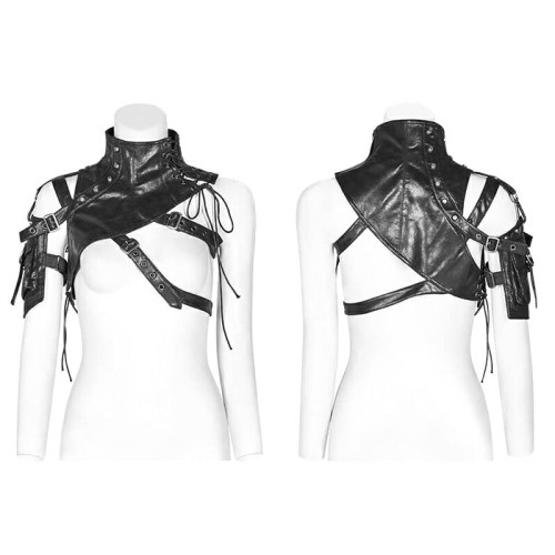 Punk Warrior Shoulder Women's Accessory