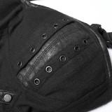 Steampunk Pleated Slim-fitting women's Dress