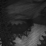 Lollta Light Women's Shawl Black