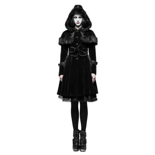 Lolita Gorgeous warm and comfortable Women's Coat