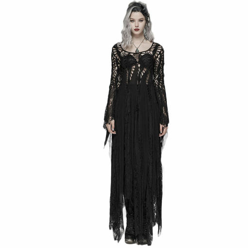 Gothic Elegant Long Dress