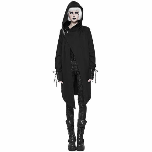 Punk Cardigan Sweater women's Coat