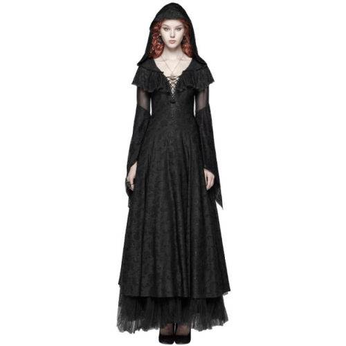 Gothic Sexy women's Dress WQ-401LQF