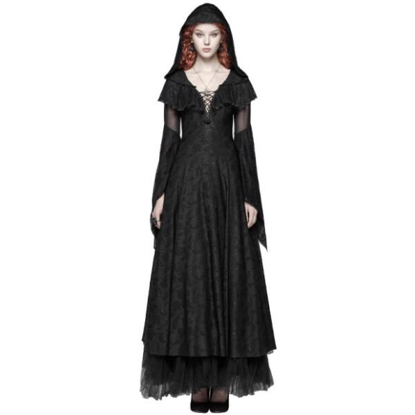 Gothic Sexy women's Dress WQ-401LQF