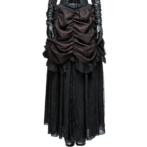 Gothic Gorgeous Bubble Women's Skirt