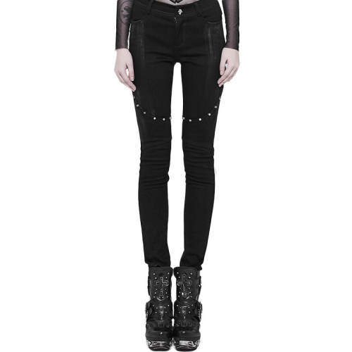 Punk women's Long Pants
