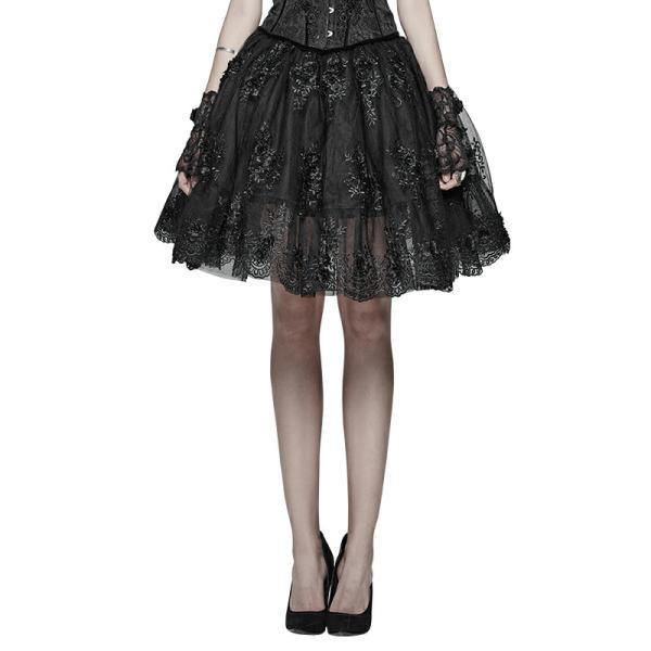 Gorgeous Lolita Beautiful Half Women's Skirt