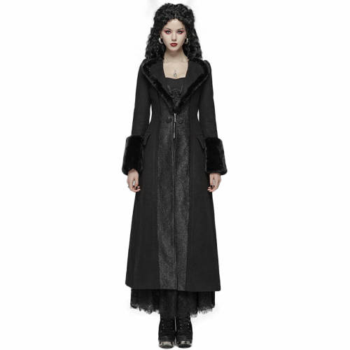 Gothic Gorgeous Long Coat