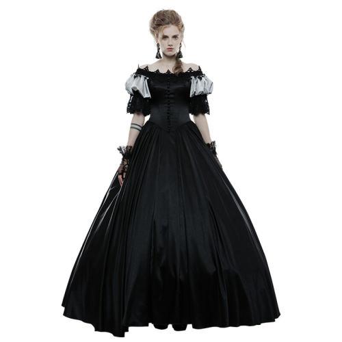 Victorian Vintage Palace women's Long Dress
