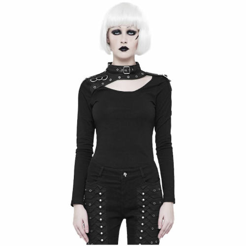 Punk Long Sleeve Women's T-shirt