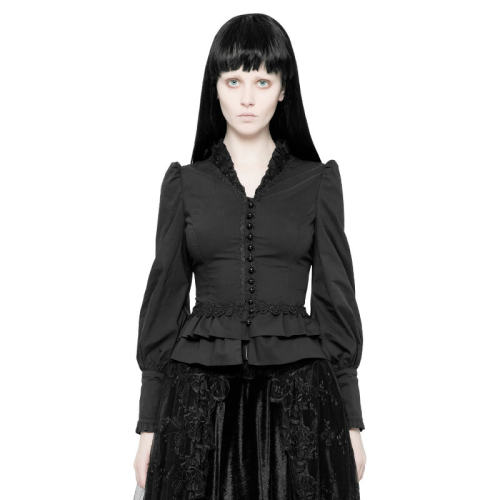 Gothic Long Sleeve women's Shirt