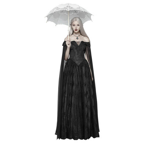 Gothic Victoria Women's Long Dress
